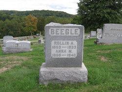 Rachel Anna Anna <i>Achemire</i> Beegle