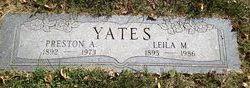 Preston A. Yates