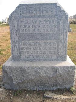 William H Berry