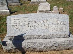 Clara M <i>Meade</i> Hiester