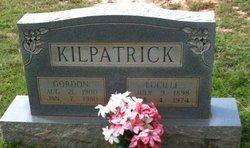 Lucille <i>Atkins</i> Kilpatrick