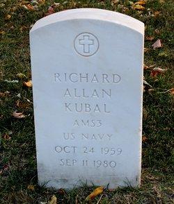 Richard Allan Rick Kubal