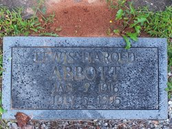 Lewis Harold Abbott