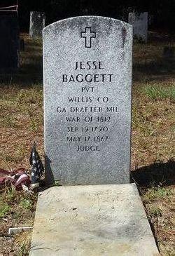 Jesse Pickney Baggett