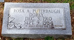Rosa Alley <i>Puterbaugh</i> Dorey