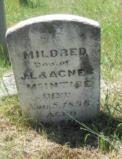 Mildred McIntire