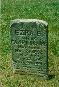 Ezra E Brady