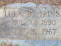 Lula B. Akins