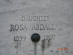 Rosa Abdalla