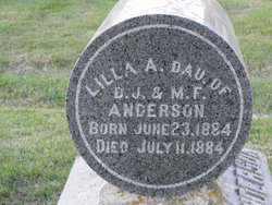 Lilla A. Anderson