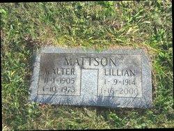 Walter D. Mattson