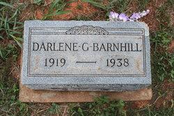 Darlene G Barnhill