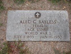 Alec C Bayless