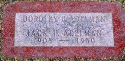 Dorothy E <i>Brown</i> Adleman