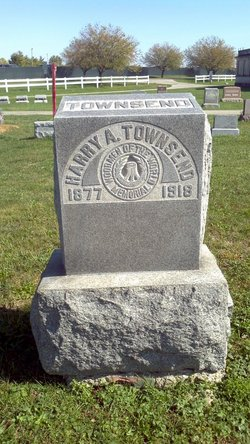 Harry Augustus Townsend