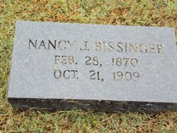 Nancy Jane <i>Cathey</i> Bissinger