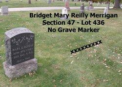 Bridget Mary <i>Reilly</i> Merrigan