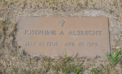 Josephine A. Albrecht