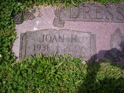 Joan H <i>Offenbacker</i> Dressler