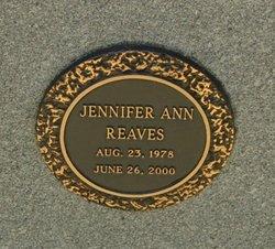 Jennifer Ann Reaves