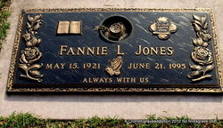 Fannie L Jones