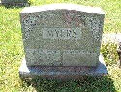 Gertrude <i>Shipman</i> Myers