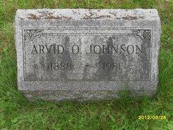 Arvid O. Johnson