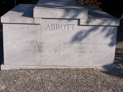 Bertha Louise <i>Anderson</i> Abbott