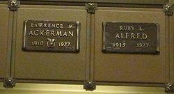 Lawrence M Ackerman