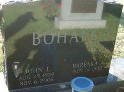 John Elton Bohall