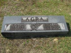 Ernest Alvin Acra