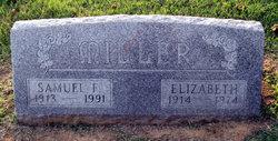 Elizabeth <i>Oldham</i> Miller