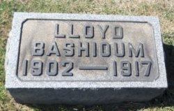 Lloyd Bashioum