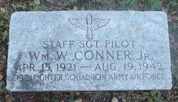 Sgt William Walter Conner, Jr