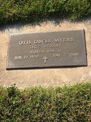 Otis Odell Myers