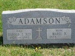 Harold T. Red Adamson