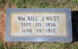 William J Bill West