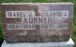 Isabel J. <i>Burchfield</i> Aurner