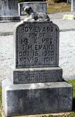 Hoy Evans