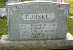 Florence M Pursell