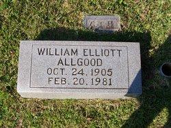 William Elliott Allgood