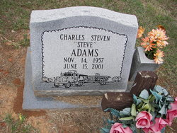 Charles Steven Steve Adams