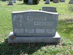 Helen S. <i>Backstrom</i> Achtzehn