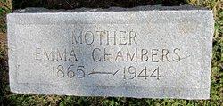 Emma Eva <i>Towler</i> Chambers