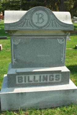 Carrie <i>Miller</i> Billings