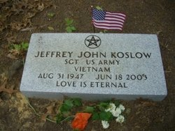 Jeffrey John Koslow