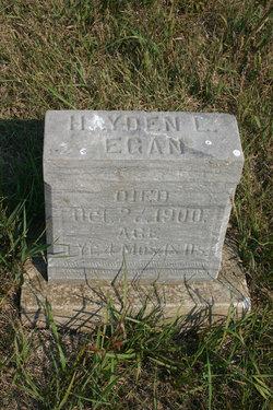 Hayden L Egan