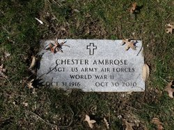 Chester Ambrose