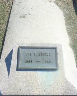 Eva Ann <i>Keefer</i> Arnold