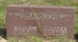 Orville A. Barker